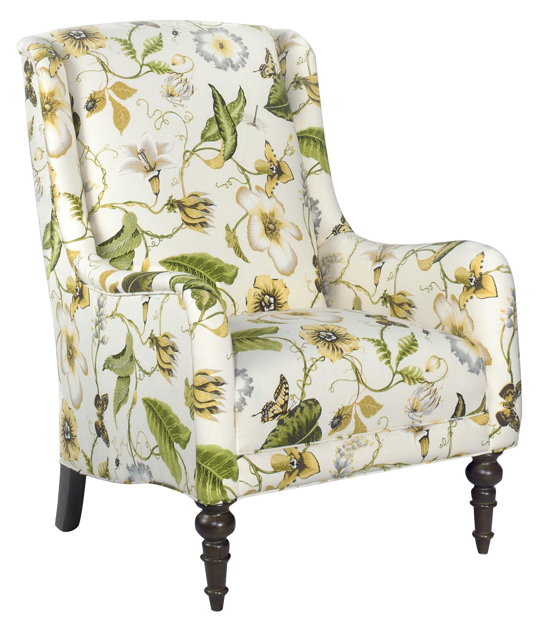 Attractive Paula Deen By Craftmaster Paula Deen Upholstered AccentsChair ...