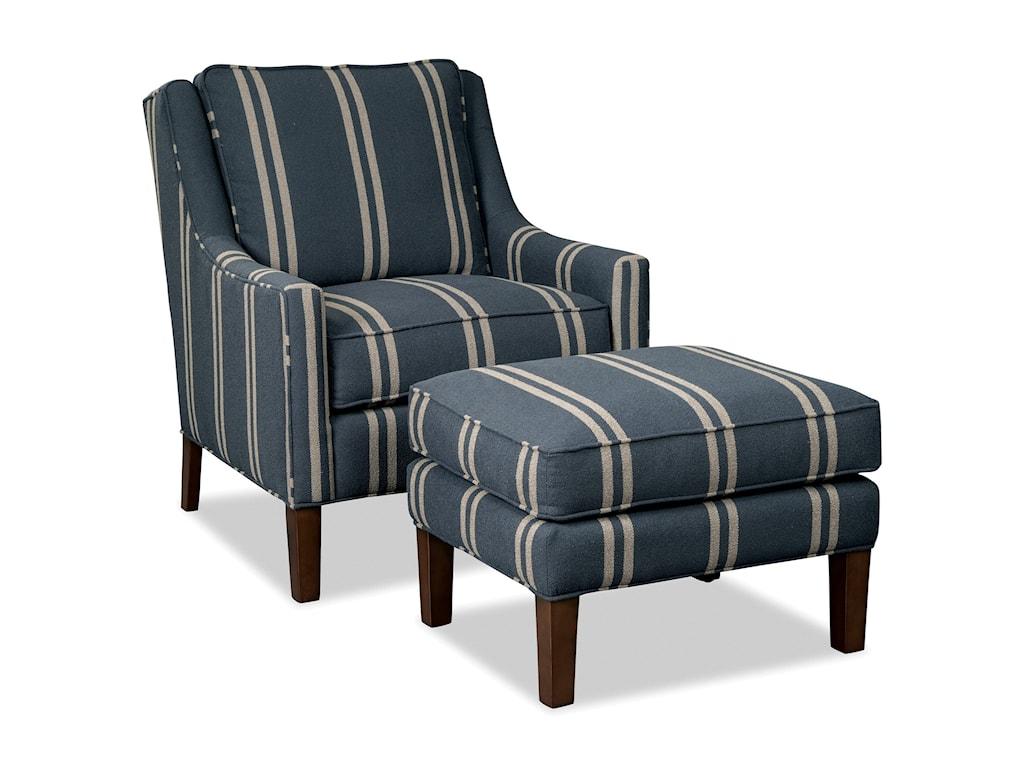 Paula Deen by Craftmaster Paula Deen Upholstered AccentsAccent Chair