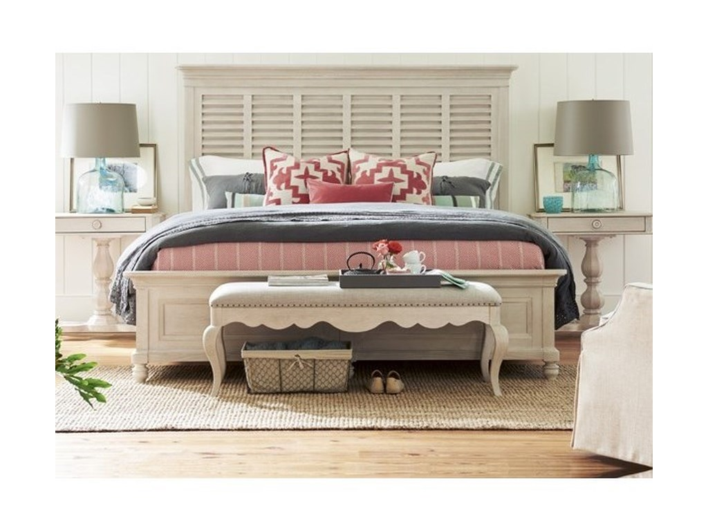Paula Deen by Universal CottageQueen Bedroom Group