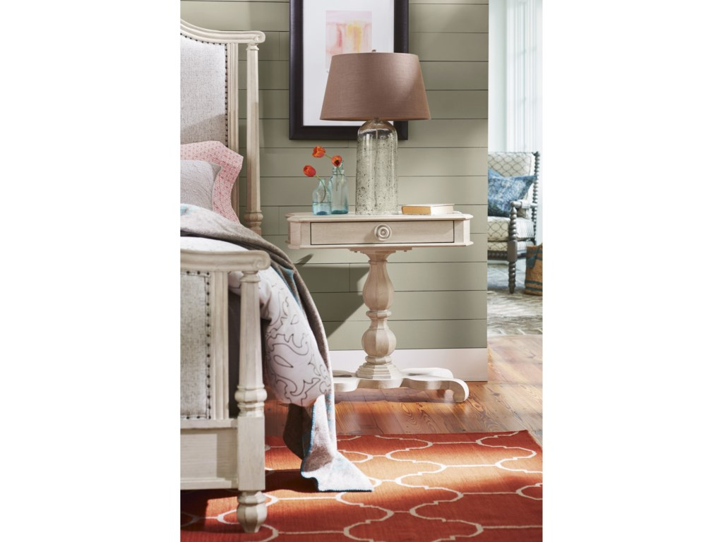 Paula Deen by Universal CottageBedside Table