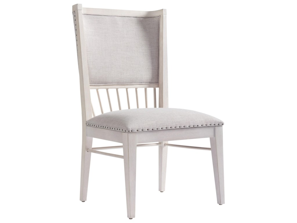 Paula Deen by Universal BungalowUpholstered Back Windsor Chair