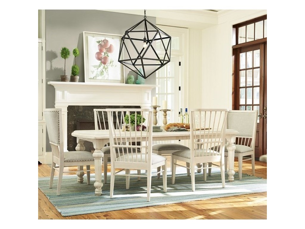Paula Deen by Universal BungalowSeven Piece Dining Set