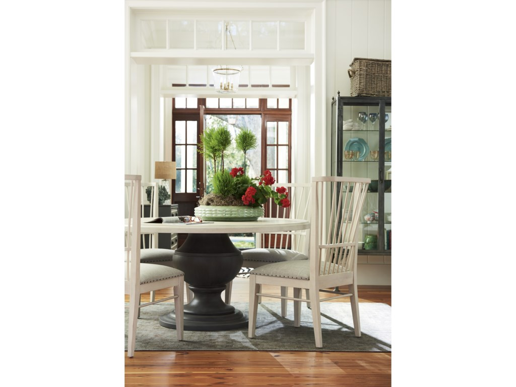 Paula Deen by Universal CottageRound Dining Table