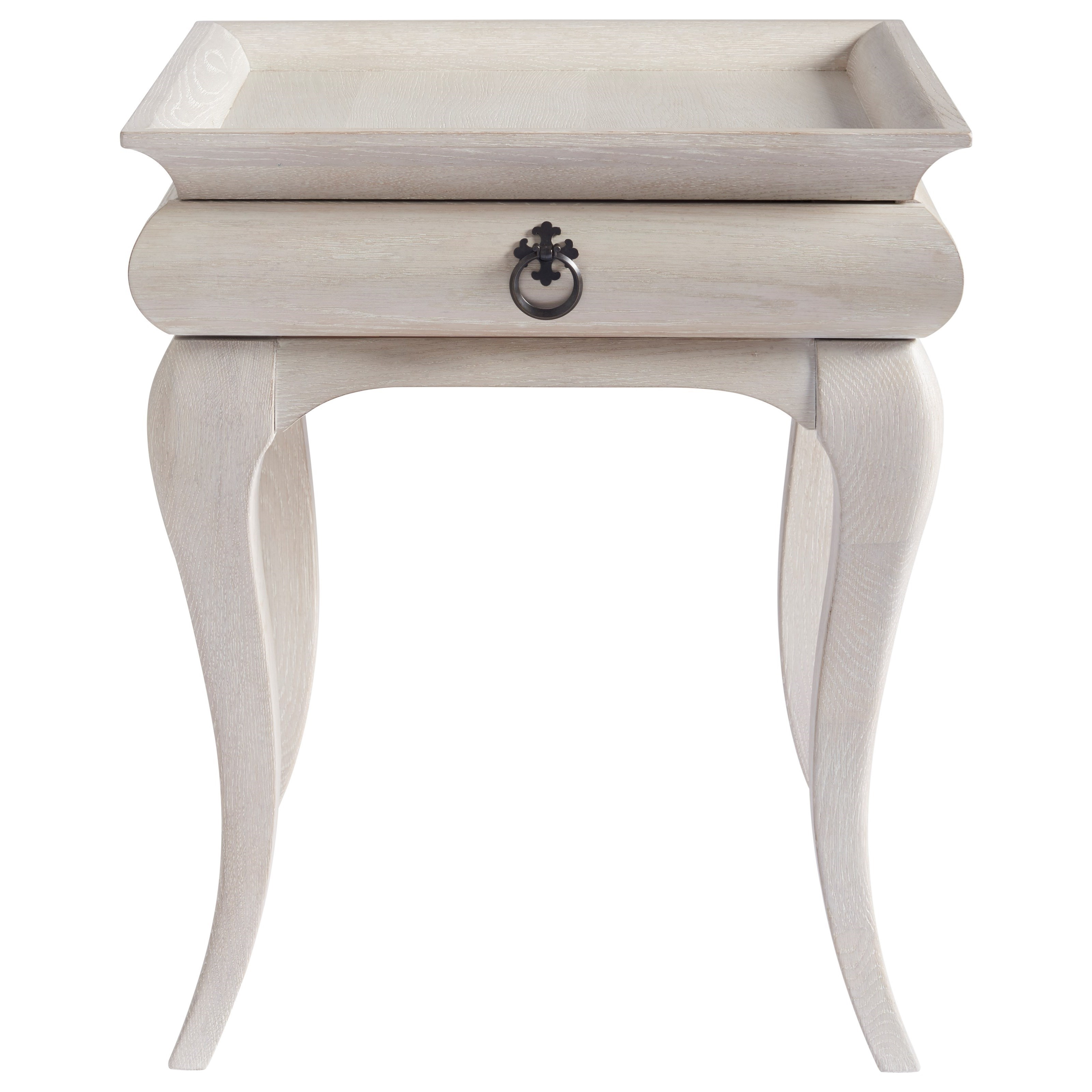 Charmant Paula Deen By Universal Bungalow Cottage End Table With A Drawer