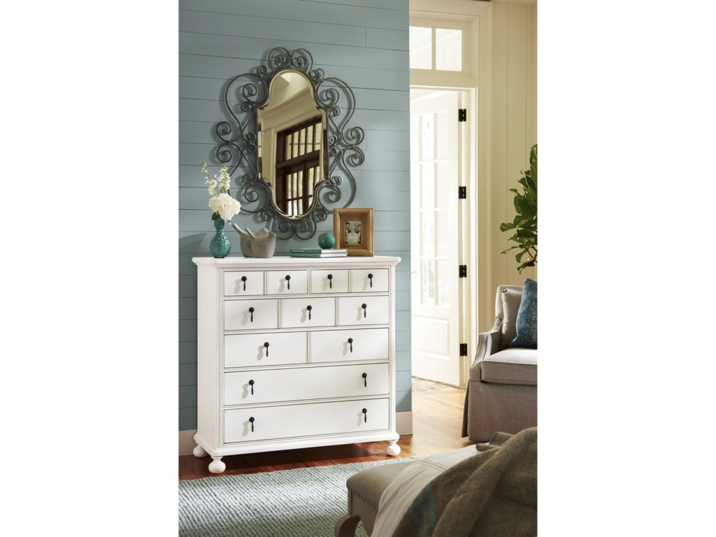 Paula Deen by Universal BungalowSix Drawer Chest