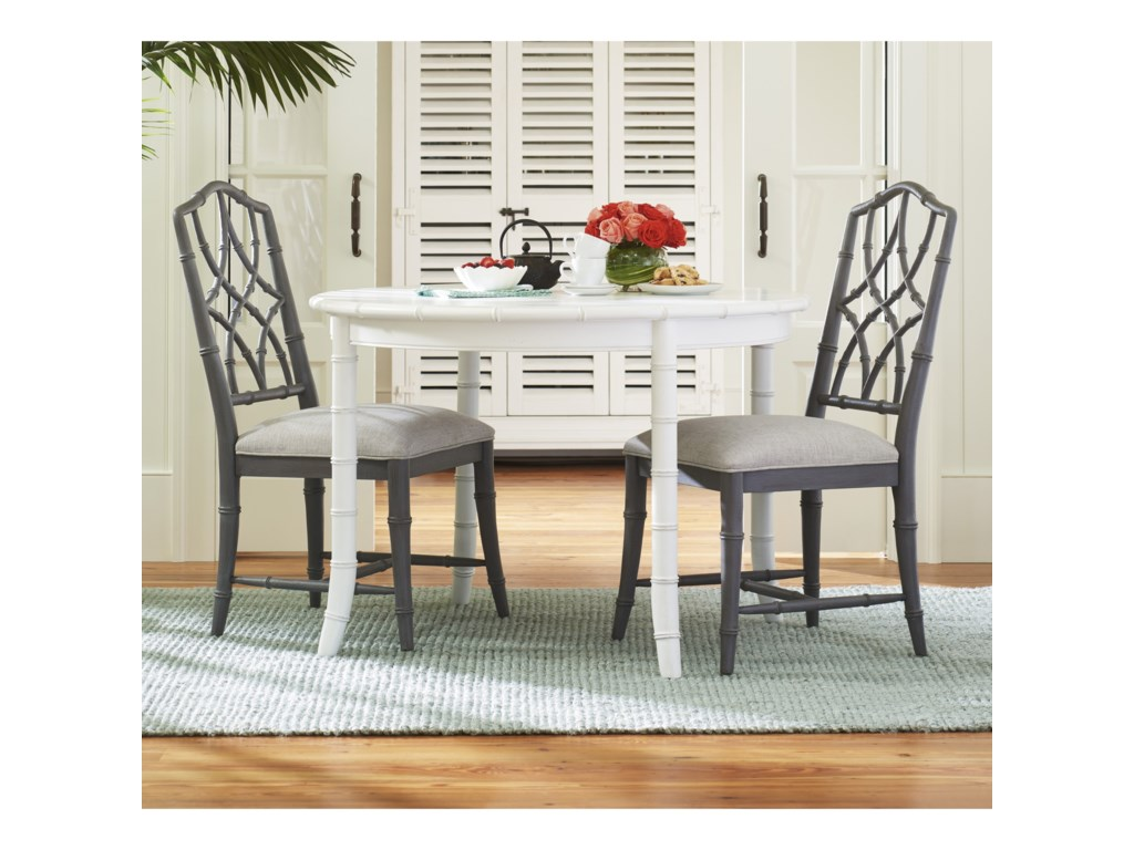 Paula Deen by Universal Bungalow Three Piece Cottage Dining Set with ...