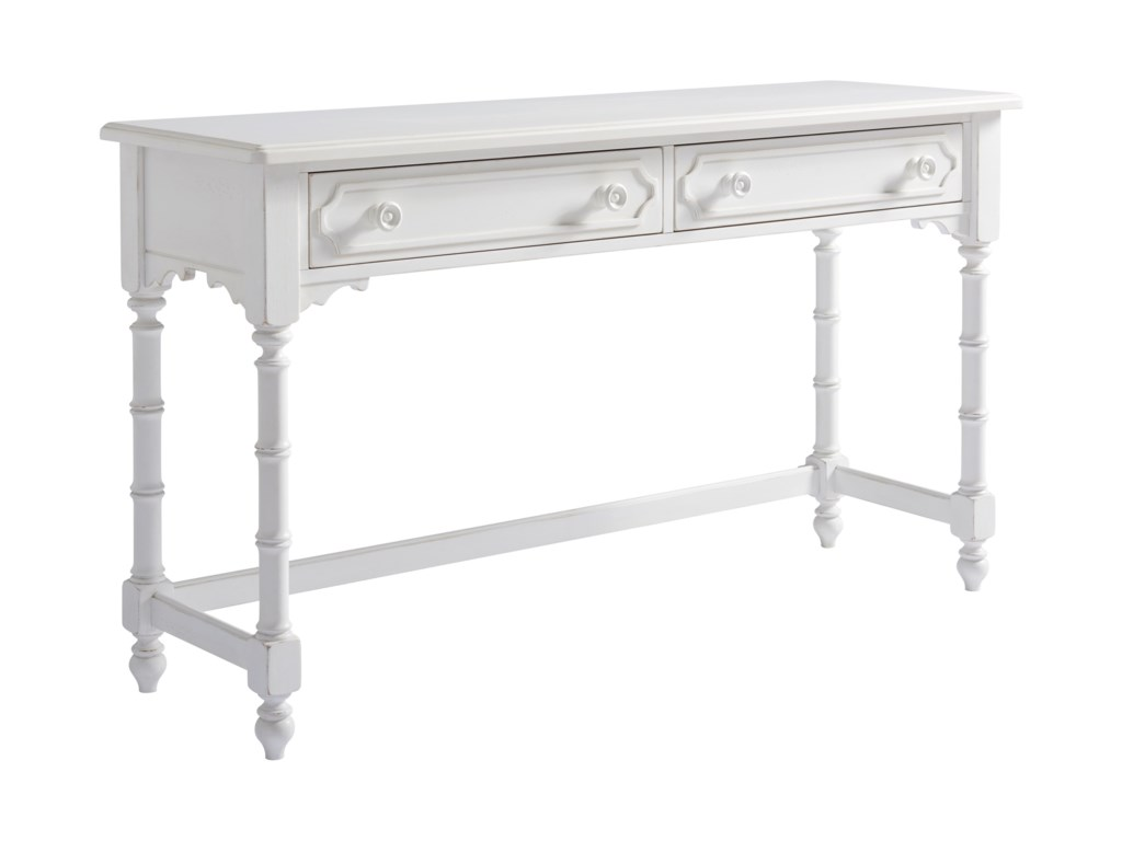 Paula Deen by Universal CottageConsole with Benches