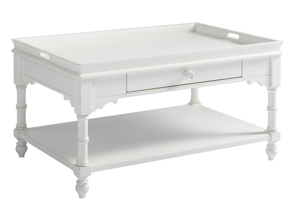 Paula Deen by Universal CottageCocktail Table