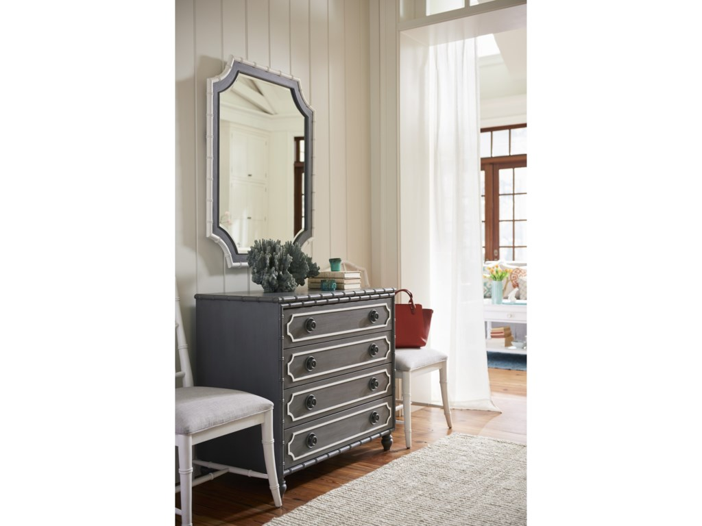Paula Deen by Universal BungalowBamboo Hall Chest