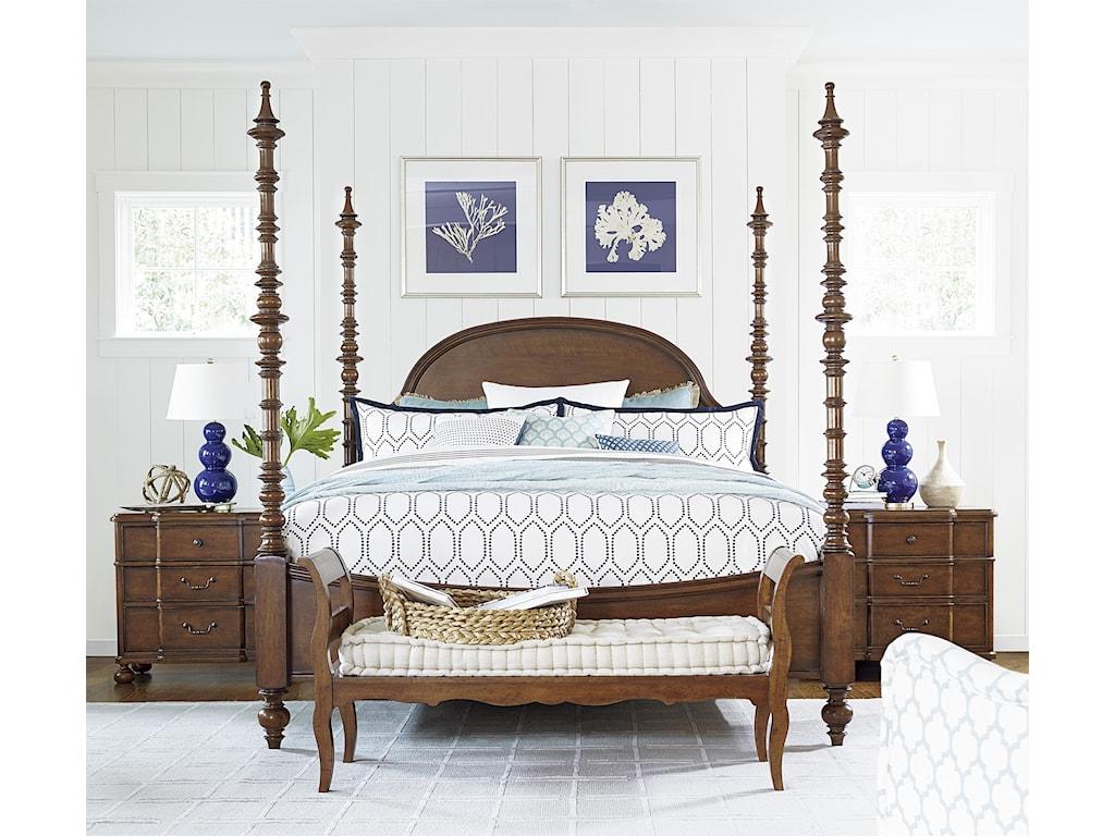 Paula Deen by Universal DogwoodThe Dogwood Queen Bed