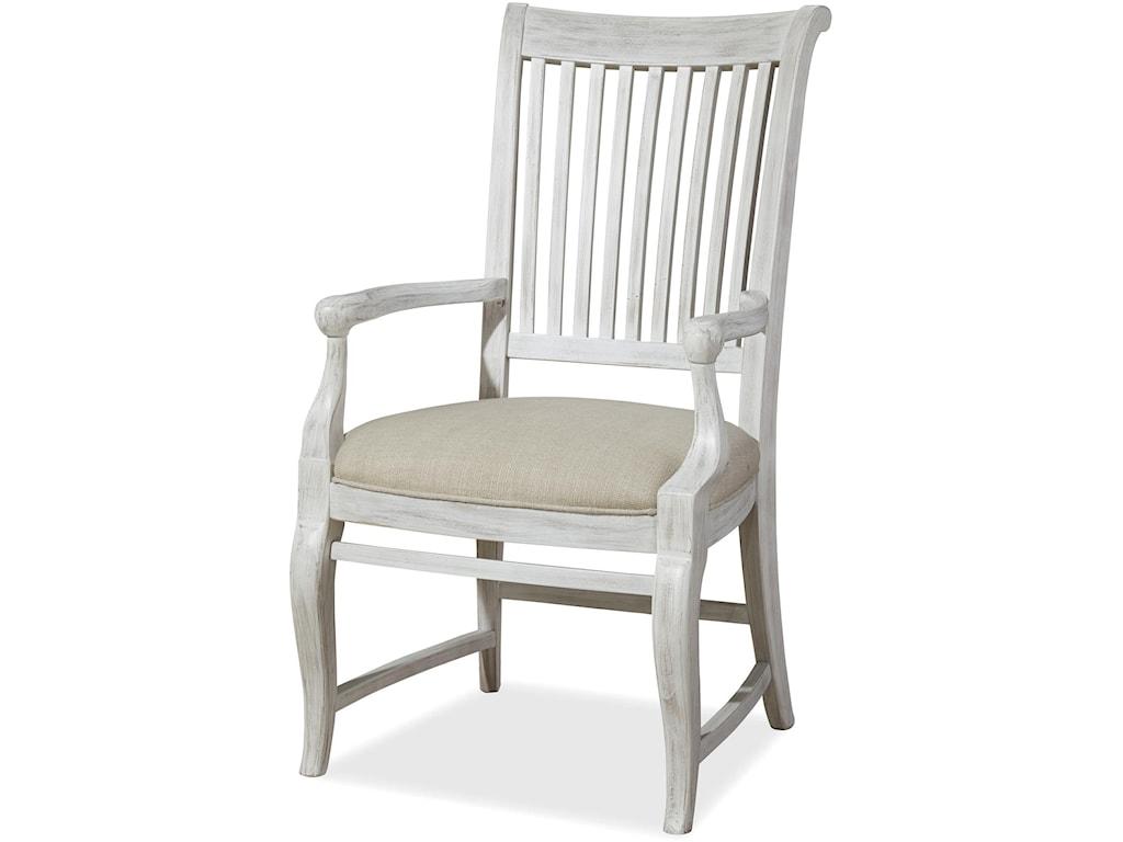 Paula Deen by Universal DogwoodDogwood Arm Chair