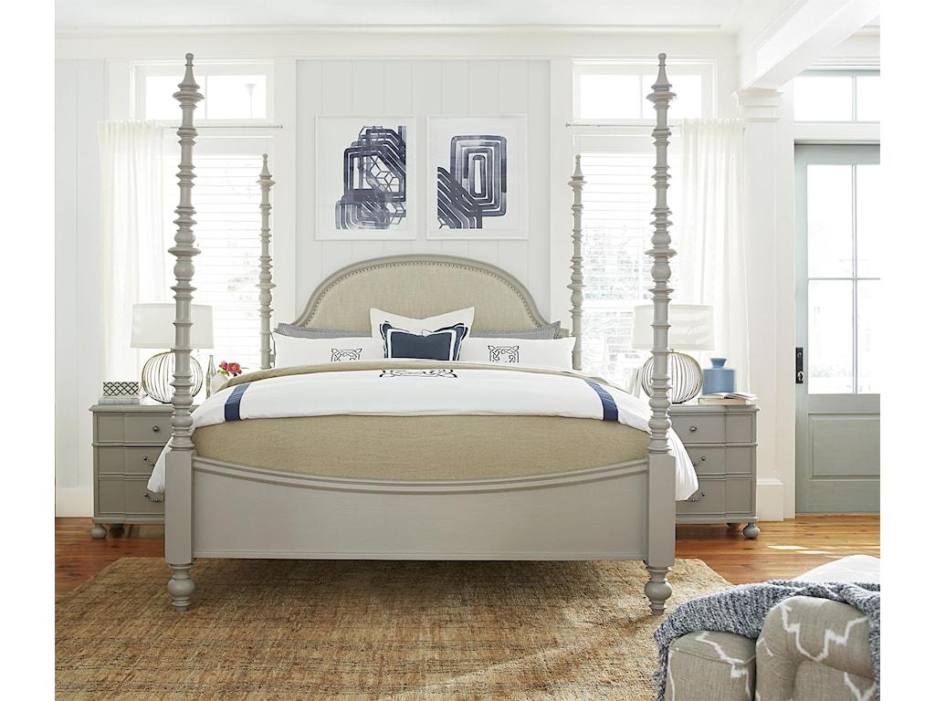 Paula Deen by Universal DogwoodQueen Bedroom Group