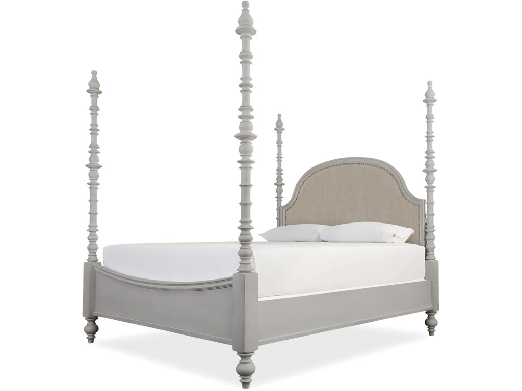 Paula Deen by Universal DogwoodThe Dogwood California King Bed