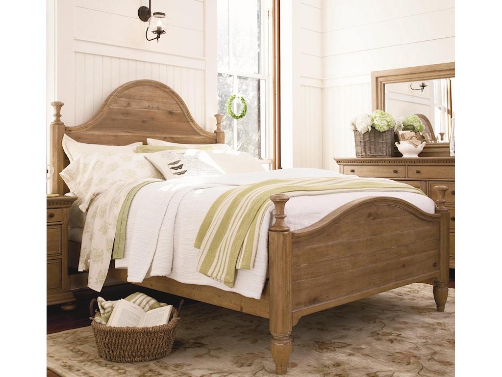 Paula Deen by Universal Down HomeKing Bed