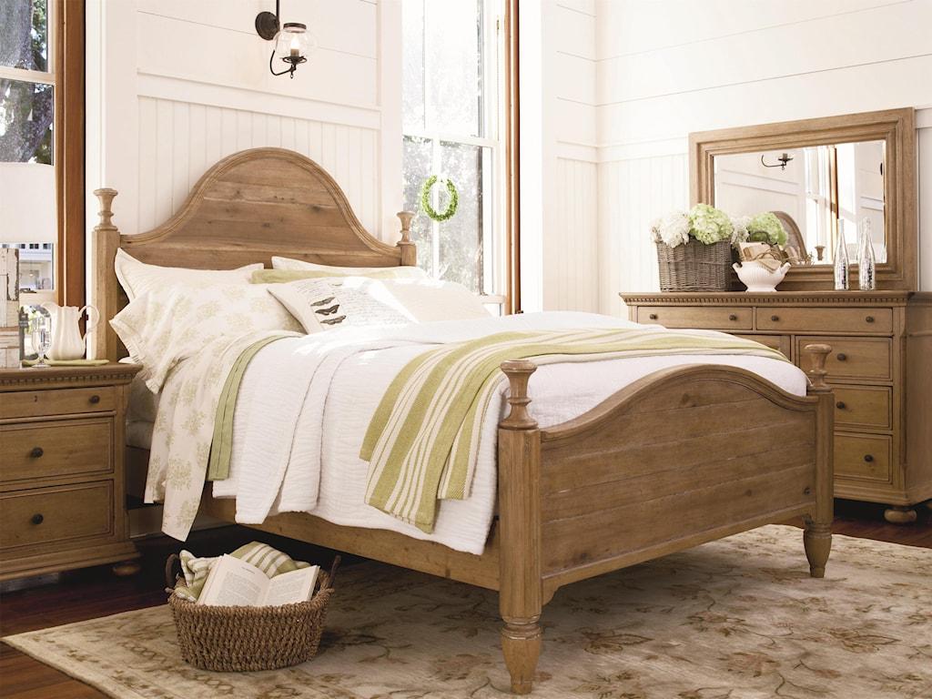 Paula Deen by Universal Down HomeQueen Bed