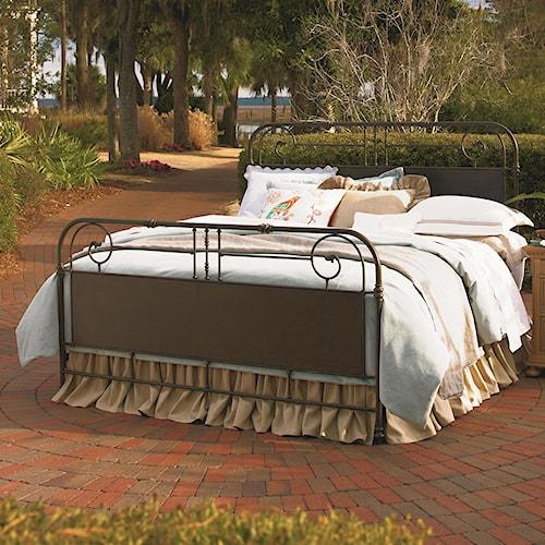 Paula Deen by Universal Down Home Queen Garden Gate Bed