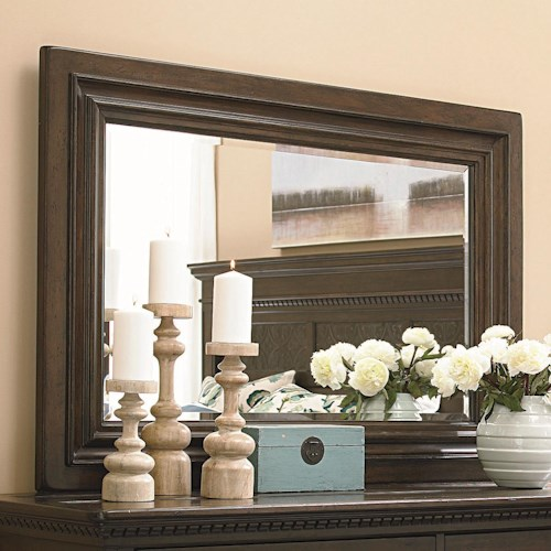 Universal Down Home Landscape Mirror