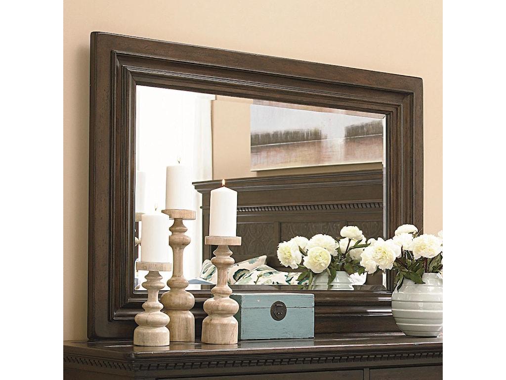 Paula Deen by Universal Down HomeLandscape Mirror