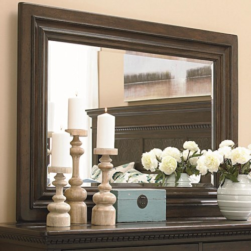 Paula Deen by Universal Down Home Landscape Mirror
