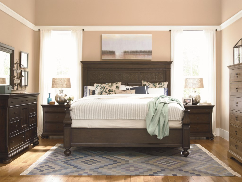 Shown with Aunt Peggy's Bed, Bubba's Chest and Down Home Door Dresser and Landscape Mirror