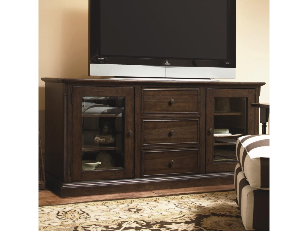 Paula Deen By Universal Down Home 70 Inch Entertainment Console With