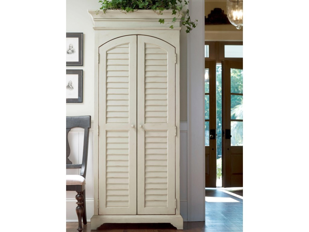 Paula Deen By Universal Paula Deen Home Utility Cabinet With