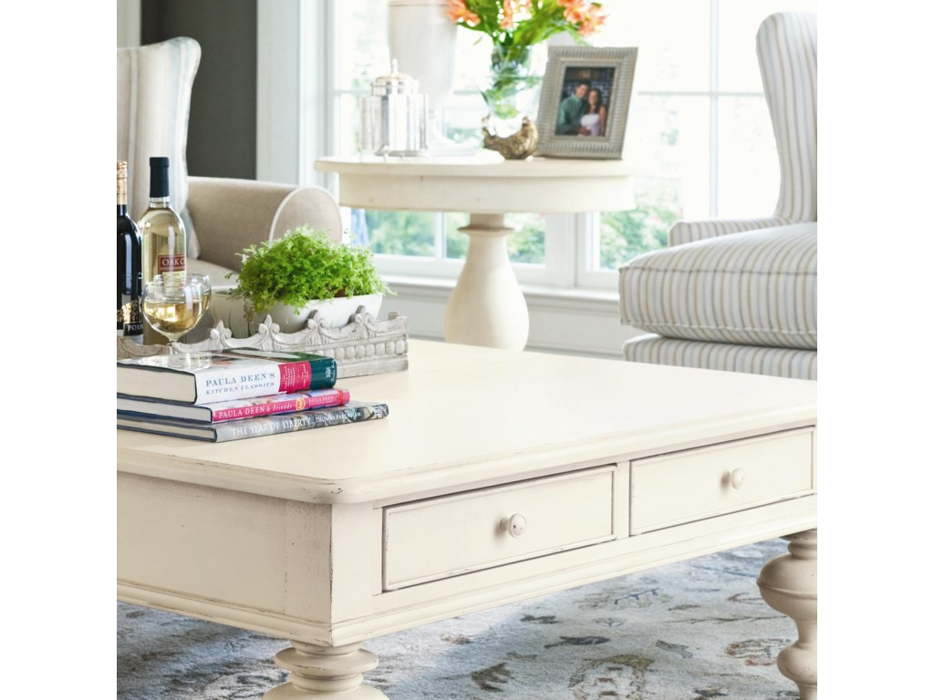 Paula Deen PinehurstRound Side Table