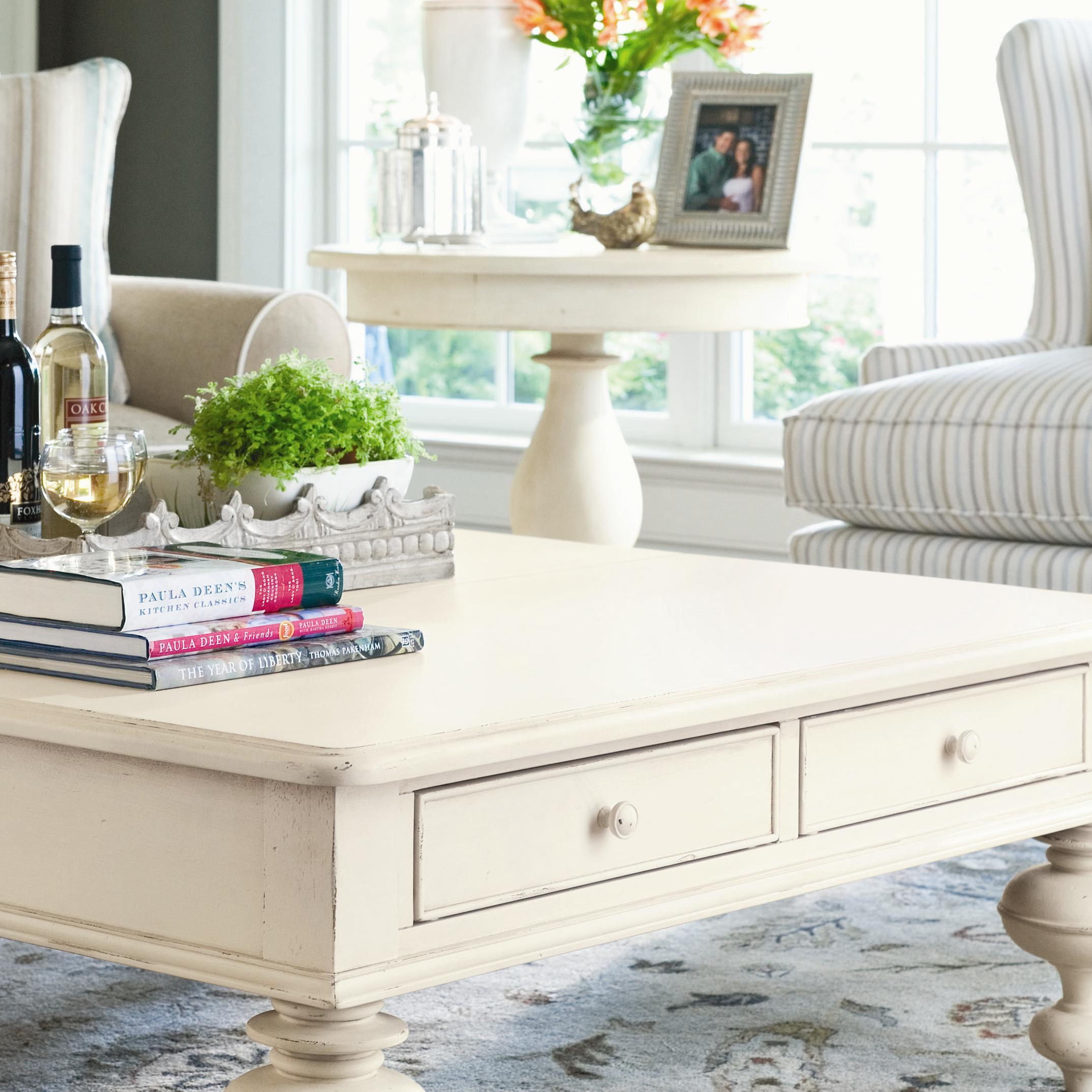 Paula Deen By Universal Paula Deen HomeRound Side Table ...