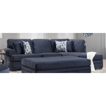 Leora Sectional Sofa