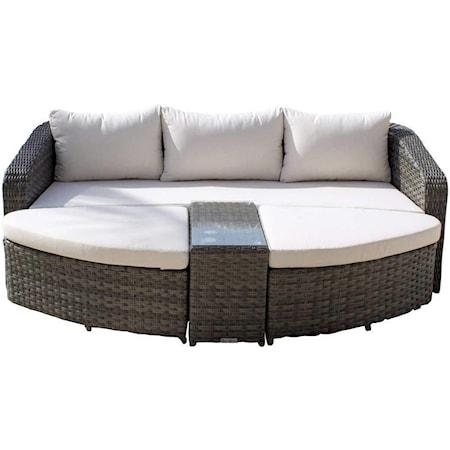 4pc Lounge Set