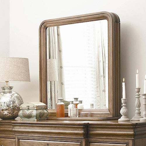 Universal New Lou Vertical Storage Mirror