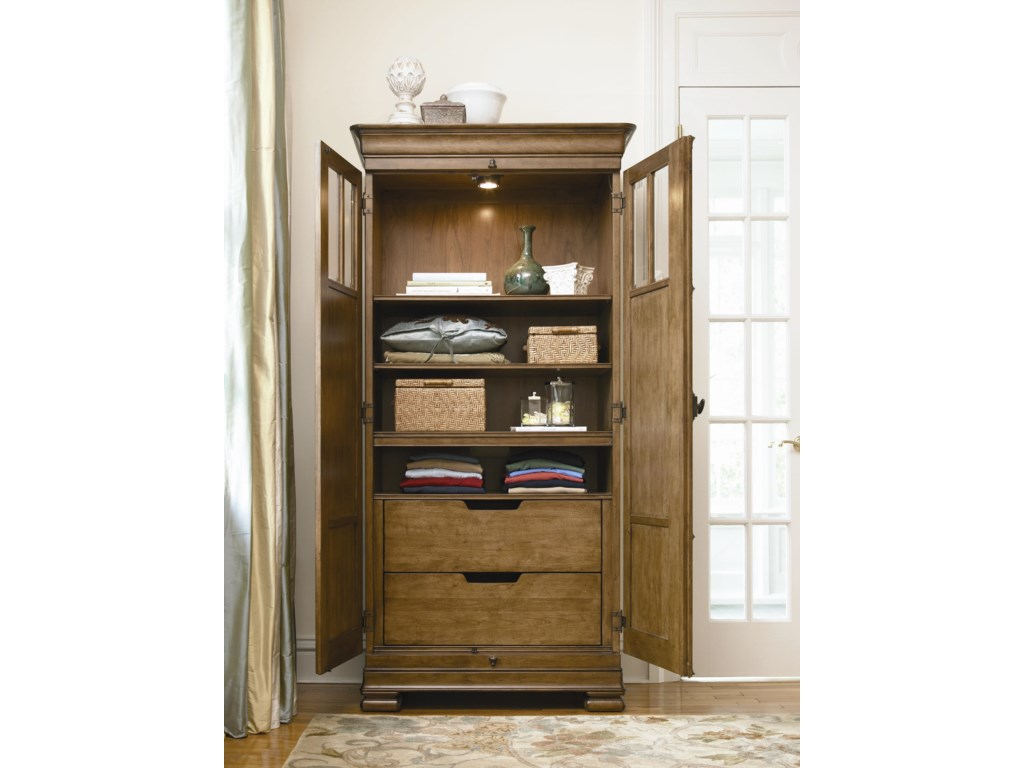 OCONNOR DESIGNS New LouTall Cabinet