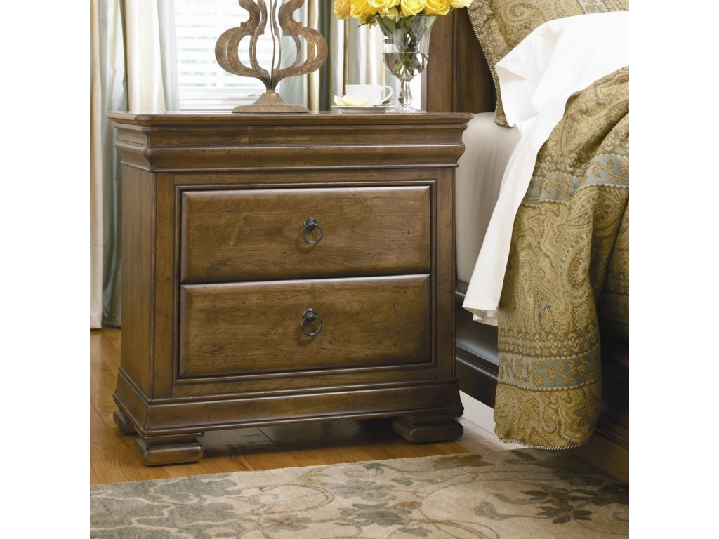 Wittman & Co. Newton FallsNewton Falls 2 Drawer Nightstand