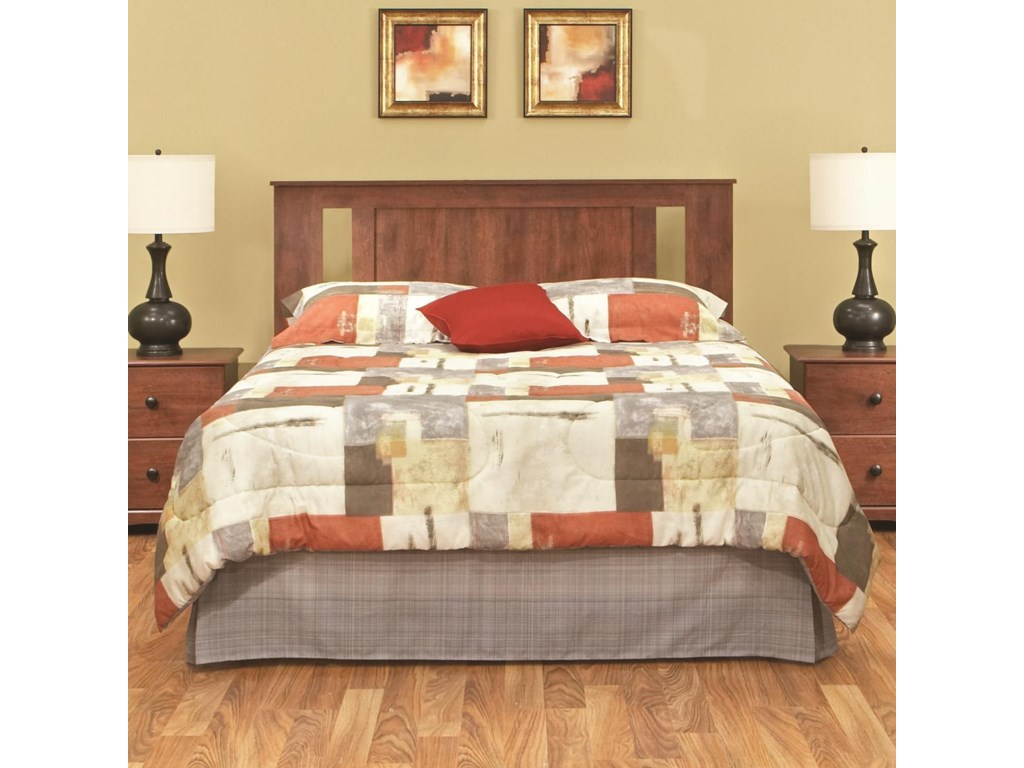 Perdue 11000 SeriesTwin Panel Headboard