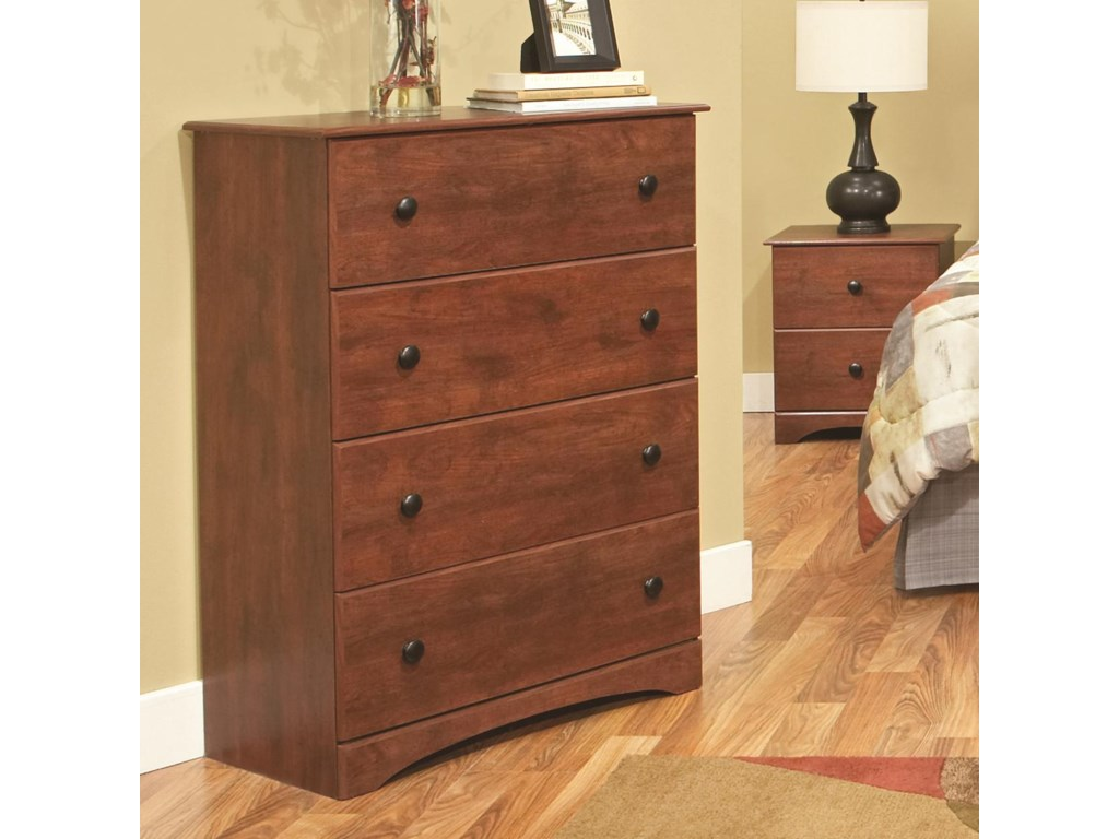 Perdue 11000 Series4-Drawer Chest