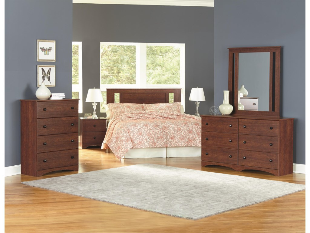 Perdue 11000 SeriesQueen Panel Headboard Package