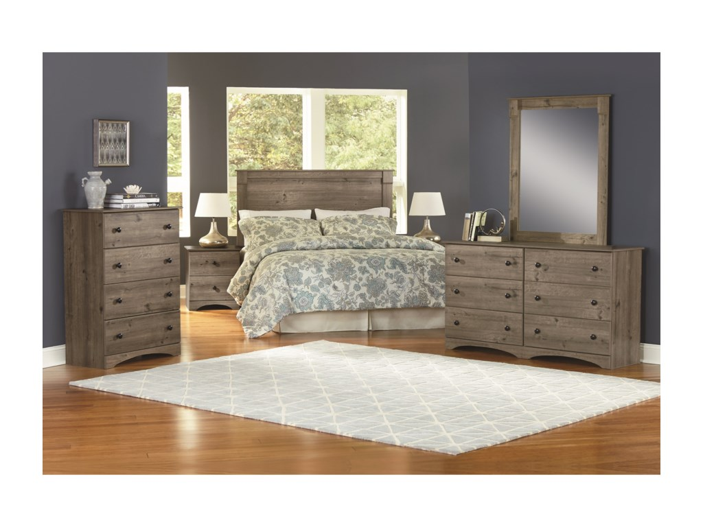 Perdue 13000 SeriesTwin Bedroom Group