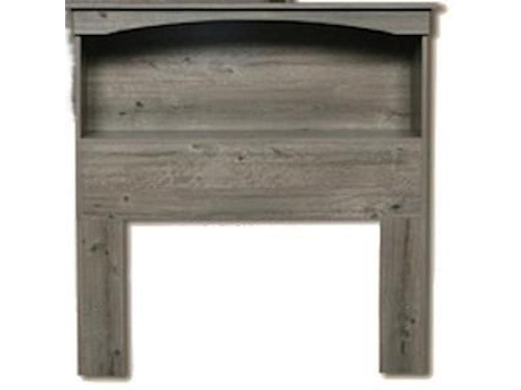 Perdue 13000 SeriesTwin Bookcase Headboard