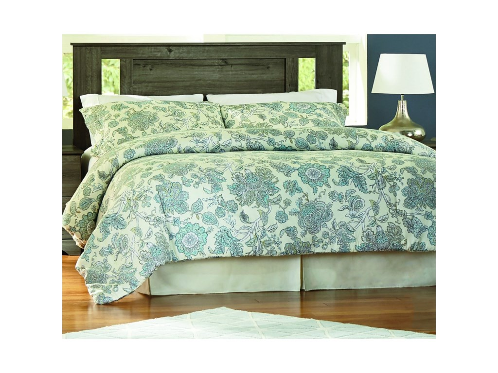 Perdue 13000 SeriesQueen/Full Panel Headboard