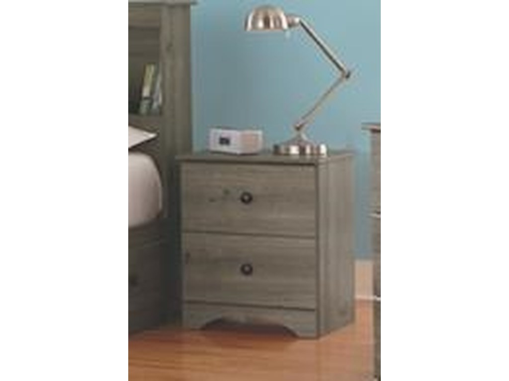Perdue 13000 Series5 Piece Twin Storage Bedroom Group