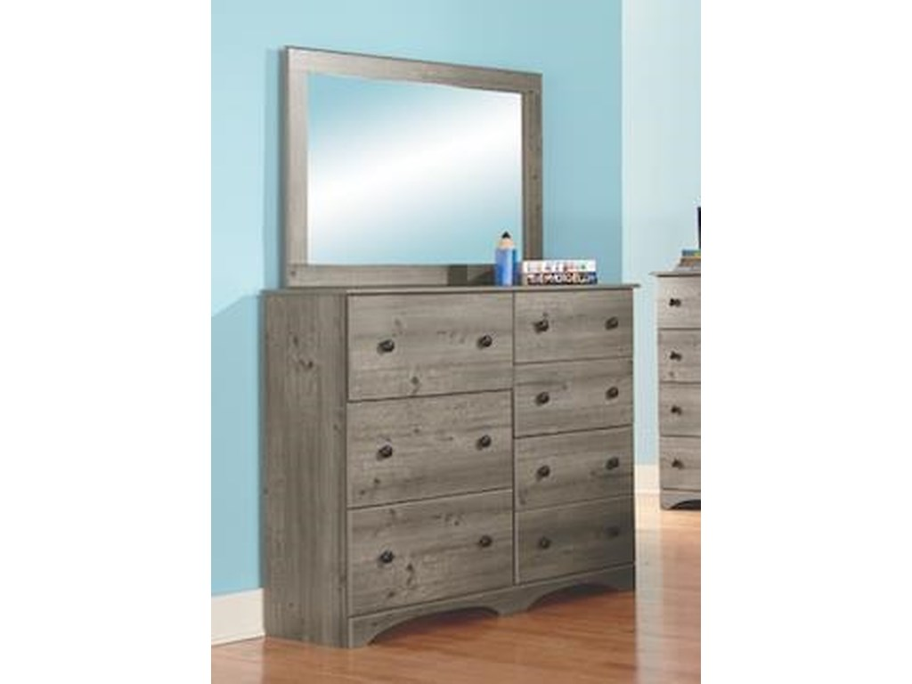 Perdue 13000 Series7 Drawer Dresser Chest