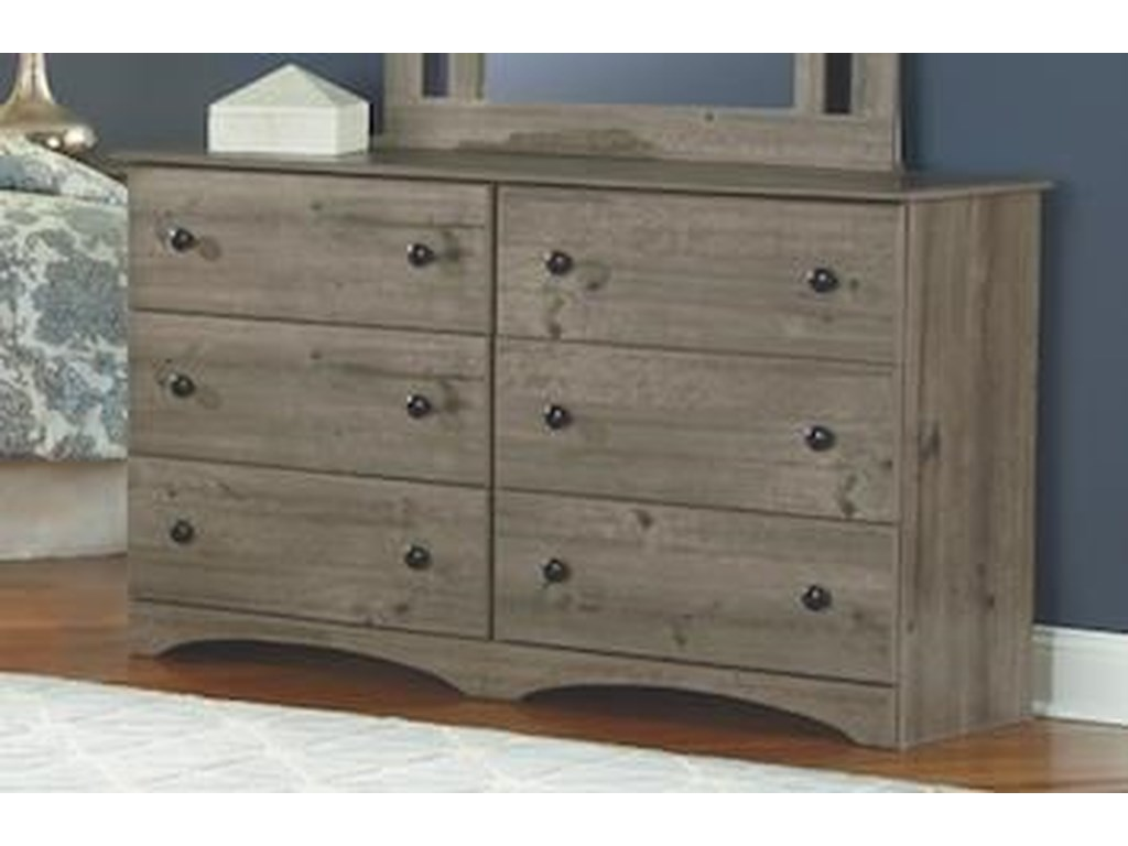 Perdue 13000 Series6 Drawer Dresser