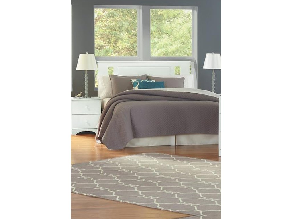 Perdue 14000 Series3 Piece Full Bedroom Group with Chesser