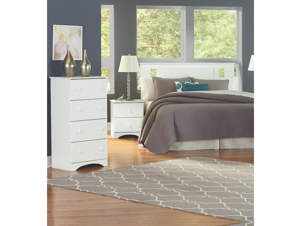 Perdue 14000 Series3 Piece Full Bedroom Group