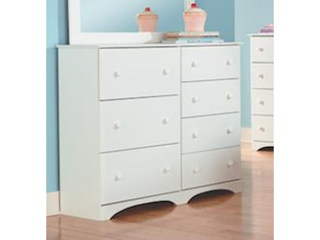 Perdue 14000 Series7 Drawer Dresser Chest