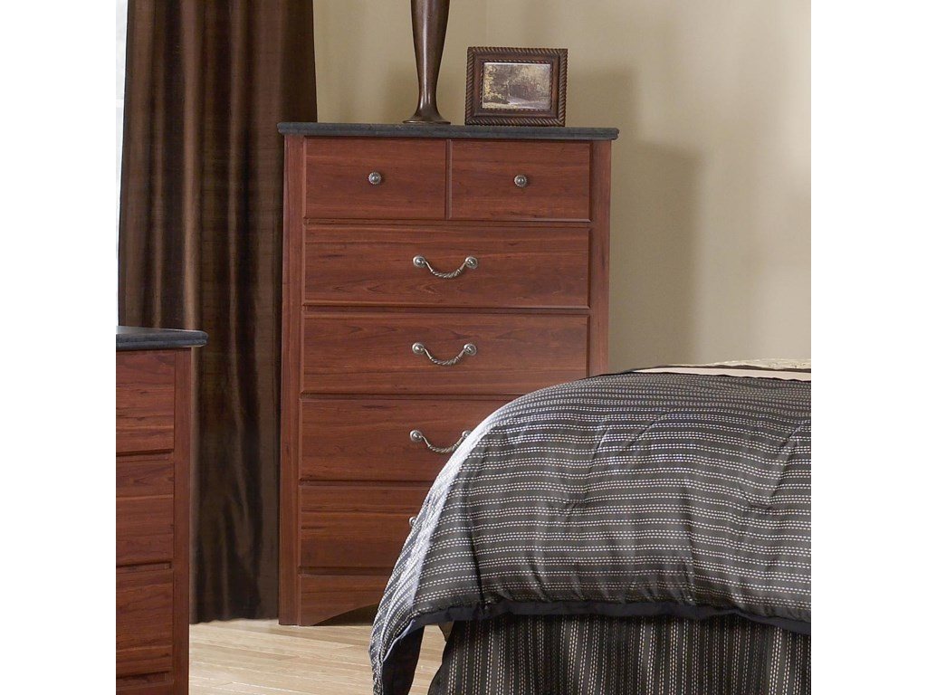 Perdue 30000 Series5-Drawer Chest