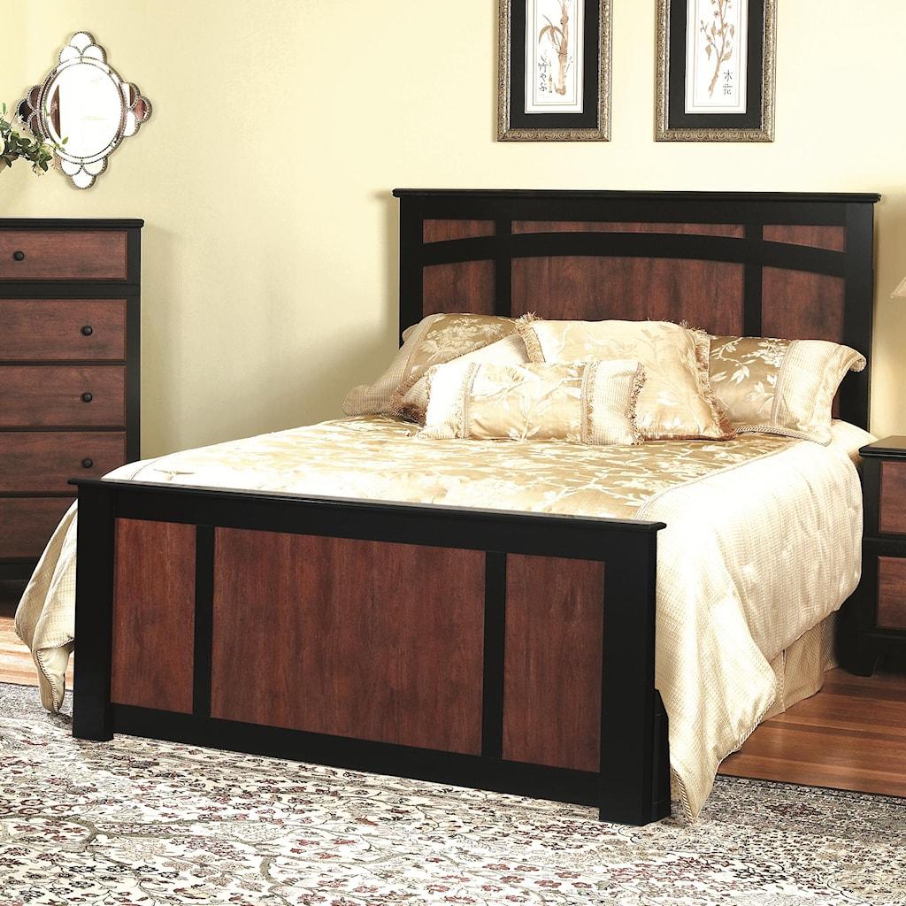 Perdue 49000 seriesqueen bed