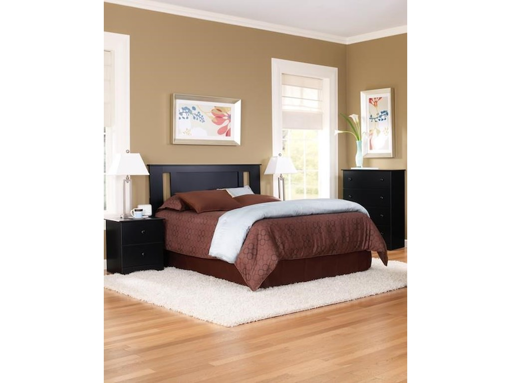Perdue 5000 Series3 Piece Queen Bedroom Group