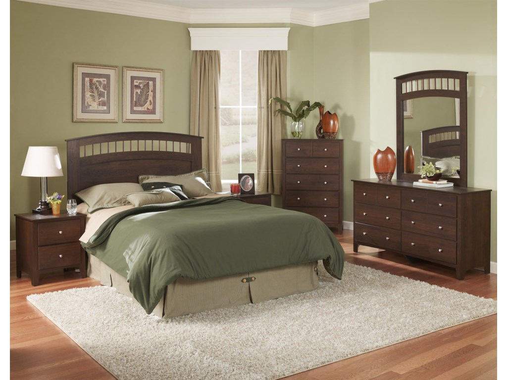 Perdue 60000 Series5-Drawer Chest
