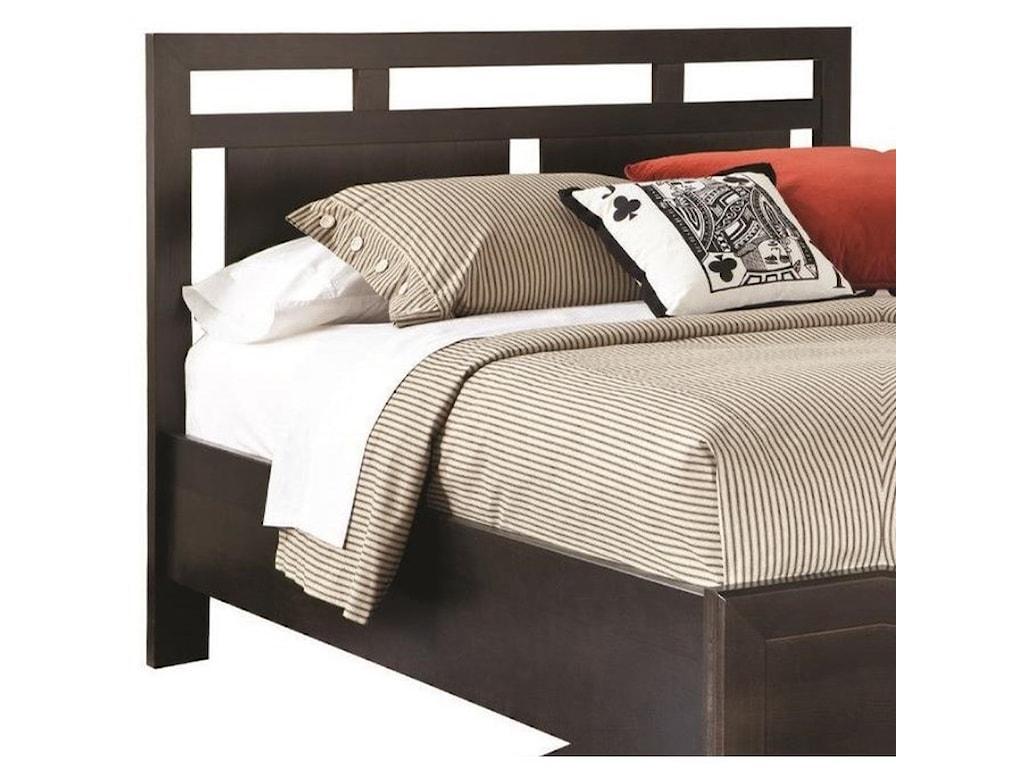 perfectbalance by Durham Furniture BedsLow Profile Twin Headboard